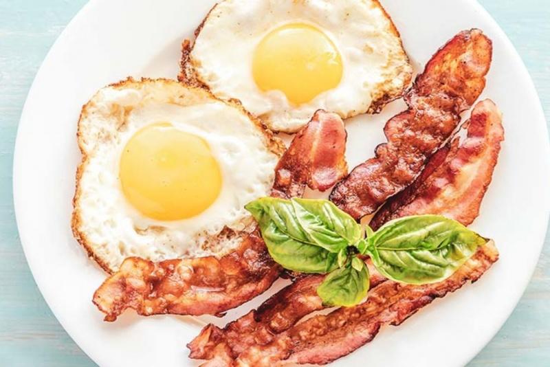 petit dejeuner prise de masse